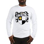 Van De Wall Coat of Arms Long Sleeve T-Shirt