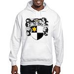 Van De Wall Coat of Arms Hooded Sweatshirt