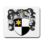 Van De Wall Coat of Arms Mousepad