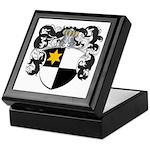 Van De Wall Coat of Arms Keepsake Box