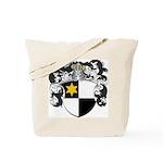 Van De Wall Coat of Arms Tote Bag