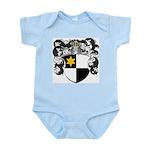Van De Wall Coat of Arms Infant Creeper