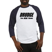 REAL News Baseball Jersey