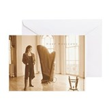 Phyllis Sparks, harpist, Note Cards (Pk of 10)