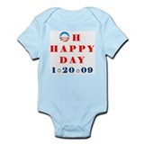 Presidential inauguruation Infant Bodysuit