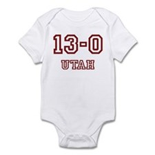 13-0 UTAH Infant Bodysuit