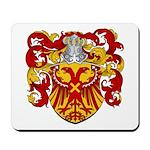 Van Driel Coat of Arms Mousepad