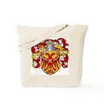 Van Driel Coat of Arms Tote Bag