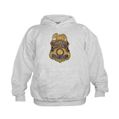 Phoenix Fire Department Kids Hoodie