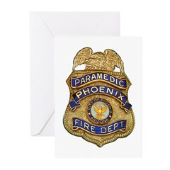 Phoenix Fire Department Greeting Cards (Pk of 10)