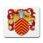 Van Egmond Coat of Arms Mousepad