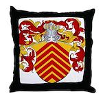 Van Egmond Coat of Arms Throw Pillow