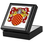 Van Egmond Coat of Arms Keepsake Box