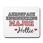 Aerospace Engineering Major Hottie Mousepad