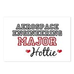 Aerospace Engineering Major Hottie Postcards (Pack