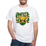 Van Essen Coat of Arms White T-Shirt