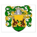 Van Essen Coat of Arms Small Poster