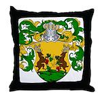 Van Essen Coat of Arms Throw Pillow