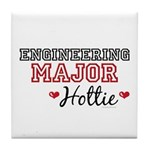 Engineering Major Hottie Tile Coaster