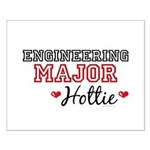 Engineering Major Hottie Small Poster