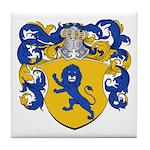 Van Geel Coat of Arms Tile Coaster