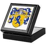 Van Geel Coat of Arms Keepsake Box