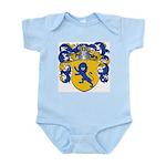 Van Geel Coat of Arms Infant Creeper