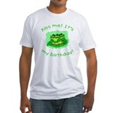 Irish Birthday with Shamrock Cake Shirt