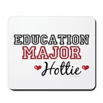 Education Major Hottie Mousepad