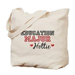 Education Major Hottie Tote Bag