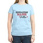 Education Major Hottie Women's Light T-Shirt