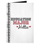 Education Major Hottie Journal