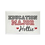 Education Major Hottie Rectangle Magnet (10 pack)