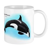 Killer Whale or Orca Coffee Mug