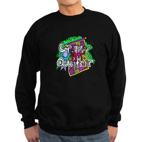 Crazy Quilter Sweatshirt (dark)