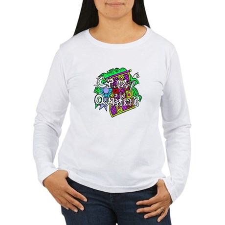 Crazy Quilter Women's Long Sleeve T-Shirt