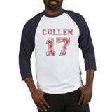Funny Edward cullen Baseball Jersey
