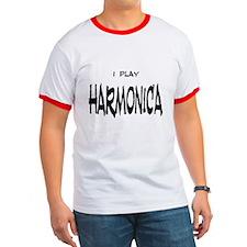 I Play Harmonica T