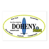 Doheny Surf Spots Postcards (Package of 8)