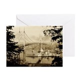 Cute Uss portland Greeting Cards (Pk of 20)