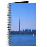 Toronto Summer Skyline Journal