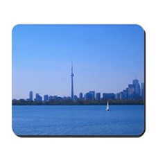 Toronto Summer Skyline Mousepad