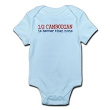 Half Cambodian Infant Bodysuit