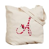 Butterflies Canvas Totes