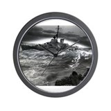 Cute Us coast guard Wall Clock