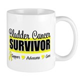 Bladder Cancer Survivor Mug