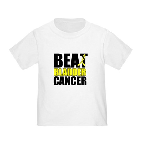 Beat Bladder Cancer Toddler T-Shirt