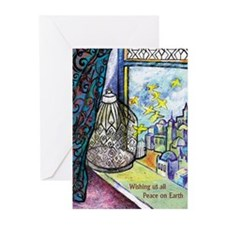 Unique Beauty Greeting Cards (Pk of 10)