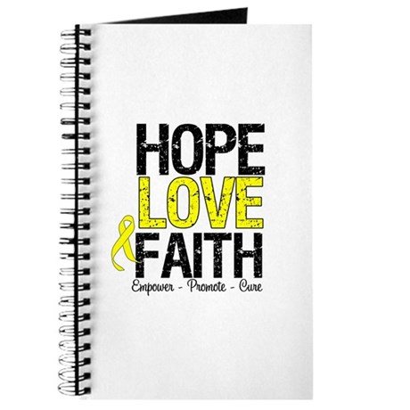 HopeLoveFaith BladderCancer Journal