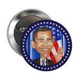 "Unique Caricatures 2.25"" Button (10 pack)"